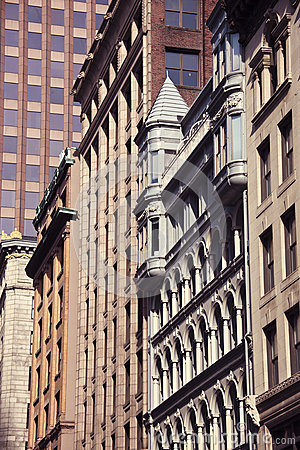 Architecture of Boston