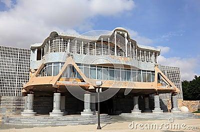 Architecture in Cartagena, Spain
