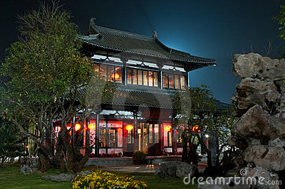 Architecture Of China In Thailand