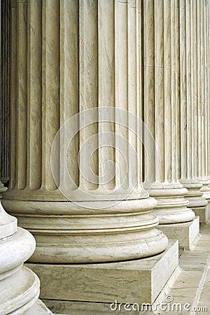 Architecture columns
