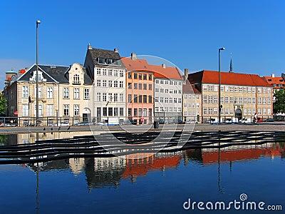 Architecture in Copenhagen, Denmark