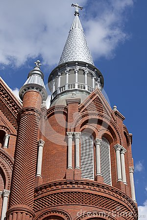 Free Architecture Detail Of Church Stock Photography - 100033402