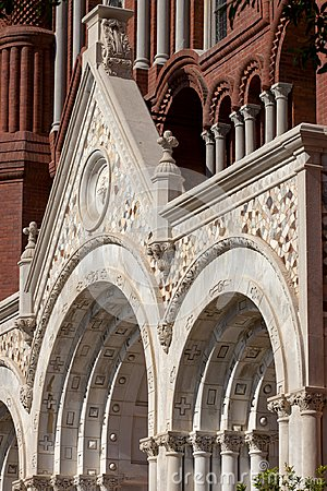 Free Architecture Detail Of Church Royalty Free Stock Photo - 100033425