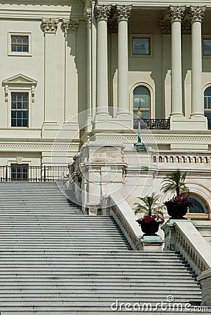 Architecture Detail - US Capitol