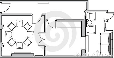 Architecture floor plan
