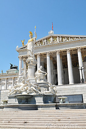 Architecture Grecque Photographie Stock Libre De Droits