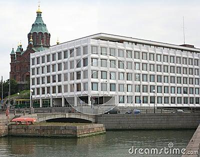 Architecture of Helsinki