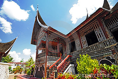 Architecture in Indonesia
