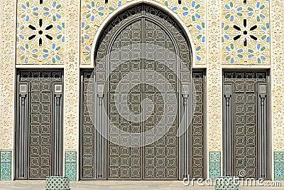 Architecture islamique photo libre de droits image 23754235 for Architecture islamique moderne