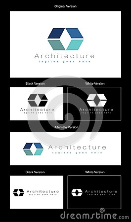 Free Architecture Logo Design Royalty Free Stock Images - 34248499
