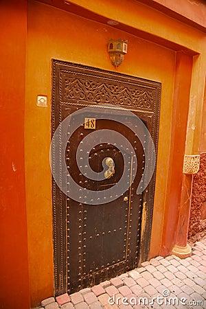Architecture in morocco