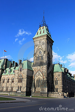 Architecture in Ottawa, Canada