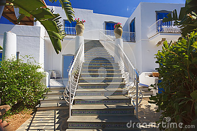 Architecture in Panarea