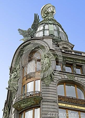 Architecture of Petersburg 1