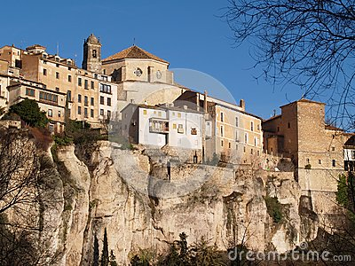 Architecture Photos From Cuenca, Spain Royalty Free Stock Photography - Image: 19444927