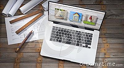 Architecture Plans Computer