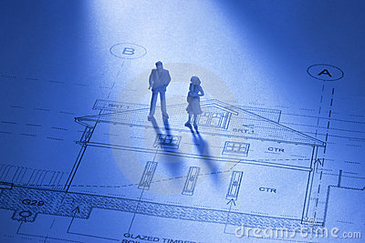 Architecture House Home Plans People