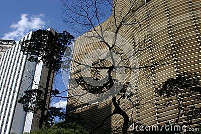 Architecture in Sao Paulo