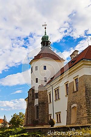 Architecture at Smecno - Czech republic