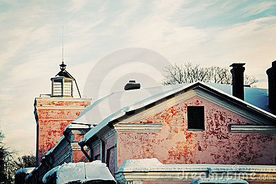 Architecture of Suomenlinna Sea Fortress