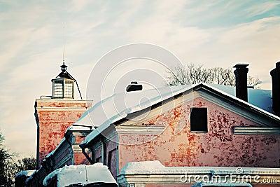 Architecture of Suomenlinna Sea Fortress