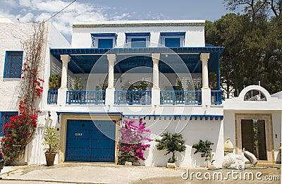 architecture Tunisia Africa Sidi Bou Said