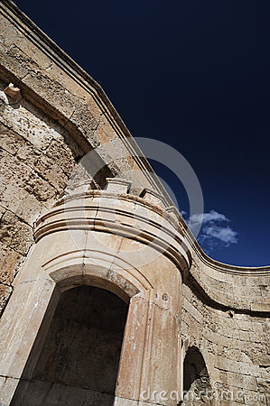 Architectures ancient stone
