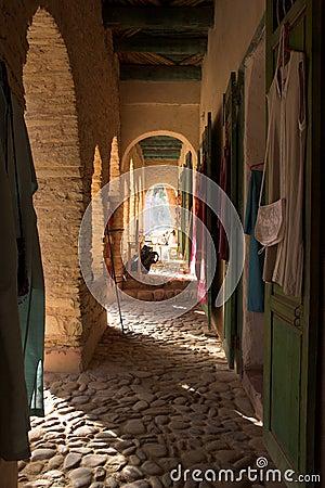 Architektura Morocco arabska