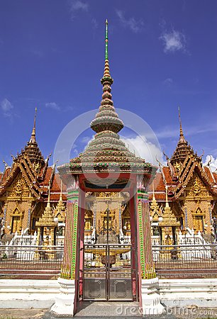 Architektury tradycyjny stylowy tajlandzki