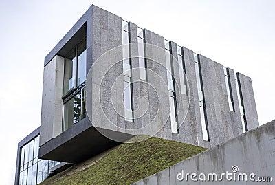 Architettura contemporanea fotografia stock immagine for Architettura residenziale contemporanea