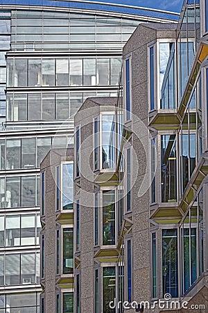 Architettura moderna a londra fotografia editoriale for Architettura moderna londra