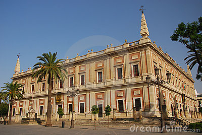 Archivo General de Indias, Seville