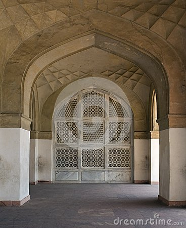 Archs at Sikandra