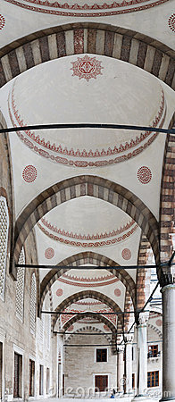 Archway Blue Mosque, Istanbul