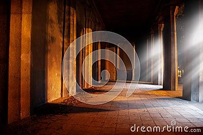 Archway de pedra