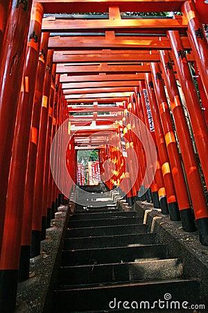 Archway de Torii