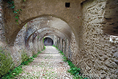 Archways passage