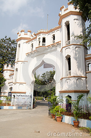 Arco de la señal, Hyderabad, la India