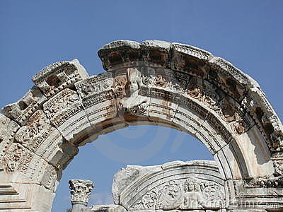 Arco en Ephesus