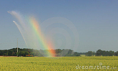 Arco iris agrícola