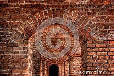Arcos del ladrillo fotos de archivo imagen 4970033 for Arcos de ladrillo