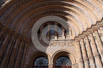 Arcos del museo
