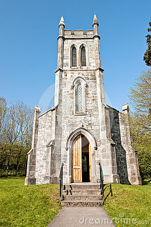 Ardcroney Church in Bunratty - Ireland.