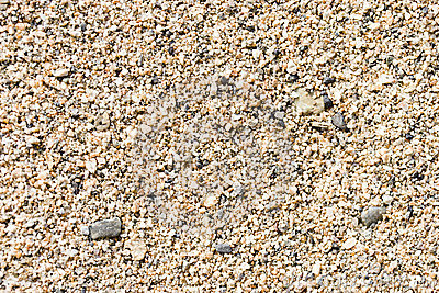 Areia seca