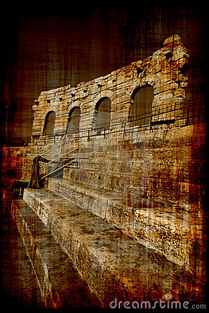 Free Arena In Verona Royalty Free Stock Photos - 14277638