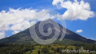 Arenal Volcano Panorama
