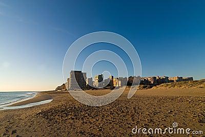 Arenales beach resort