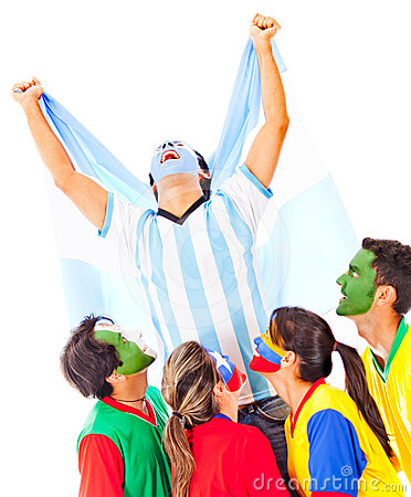 Argentina as champion
