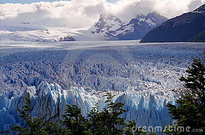 Argentina lodowa Moreno patagonia perito