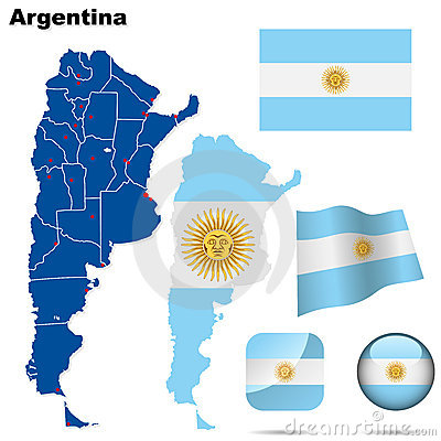 Argentina set.